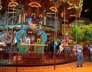 Carousel in Pllopsa Indoor Hasselt