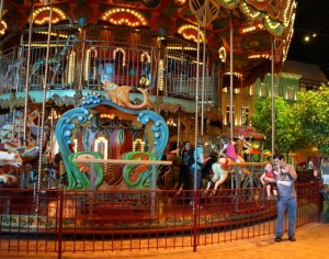 Carousel in Pllopsa Indoor Hasselt